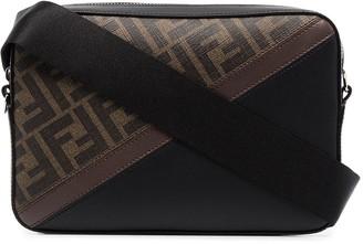 Fendi FF logo-print camera bag