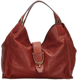 Gucci \N Brown Leather Bags