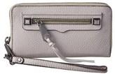 Rebecca Minkoff Regan Leather Phone Wallet.