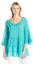 Johnny Was Women's Bell Slv Tunic