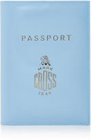 Mark Cross Leather Passport Cover