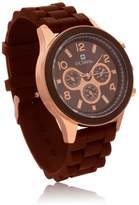 Octavia Chocolate Rose Watch