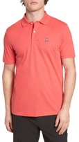 Psycho Bunny Men's Golf Polo