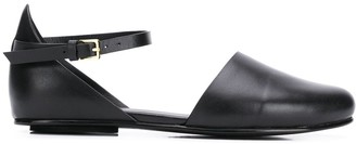 Aspesi Closed Toe Sandals