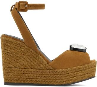 Giuseppe Zanotti Aina crystal-embellished sandals