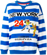 adidas New York sweatshirt