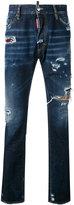 DSQUARED2 regular-fit jeans - men - Cotton/Polyester - 42