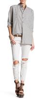 One Teaspoon Freebirds Distressed Skinny Jean