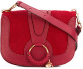 See by Chloe Hana crossbody bag - women - Cotton/Calf Leather/Leather/Suede - One Size