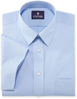JCPenney Stafford Travel Short-Sleeve Performance Super Shirt