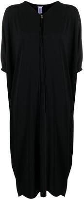 Eres Zely round-neck dress