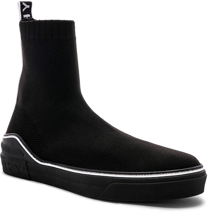 Givenchy George V Mid Sock Sneakers