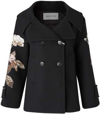 Valentino Lovers coat