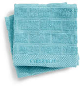 Cuisinart Tile Two-Piece Cotton Dish Cloth Set