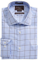 Black Brown 1826 Classic Fit Bold Check Dress Shirt