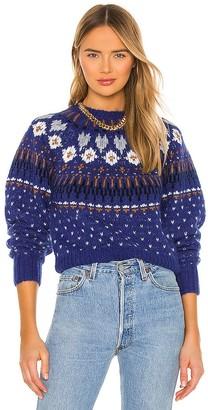 Rag & Bone Fran Crew Sweater