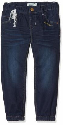 Name It Baby Girls' Nmfbibi Dnmtrunte 2083 Pant Noos Jeans