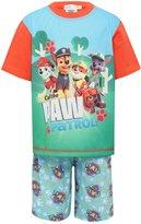 M&Co Paw Patrol slogan pyjamas