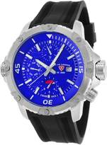 Swiss Legend Men's 10716SM-03 Sea Monster Analog Display Swiss Quartz Black Watch