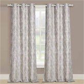 UNITED CURTAIN CO United Curtain Co Taylor Grommet-Top Curtain Panel