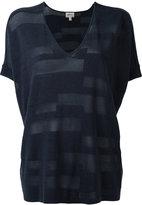 Armani Collezioni stylised T-shirt
