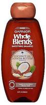 Garnier Whole Blends; Coconut Oil & Cocoa Butter Extracts Smoothing Sham...
