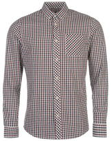 Soviet Long Sleeve Check Shirt