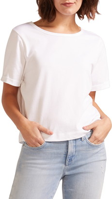 Curves 360 by NYDJ Crop T-Shirt