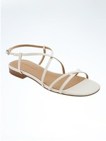 Banana Republic Crisscross Sandal
