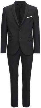 Neil Barrett Slim Stretch Tech Suit