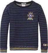 Scotch & Soda Bonded Sweater