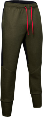 Under Armour SC30 Warm-Up Pants - Guardian Green / Range Khaki