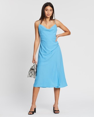 Finders Keepers Calypso Midi Dress