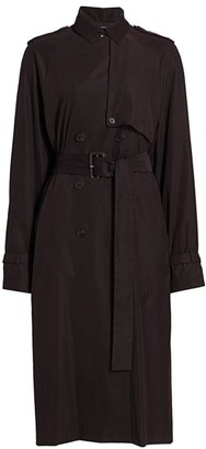 The Row Triana Belted Trench Coat