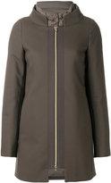 Herno internal layer coat