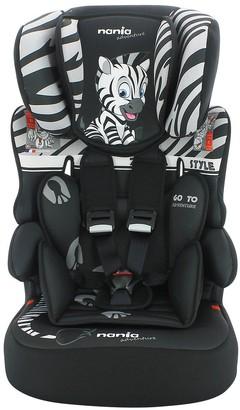Nania Adventure Beline SP ZebraGroup 123 High Back Car Booster Seat