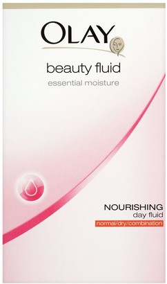 Olay Classic Care Beauty Fluid Essential Moisture Nourishing Day Fluid - Normal/Dry/Combination 200Ml