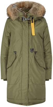 Parajumpers Padded Down Hooded Oxford Parka