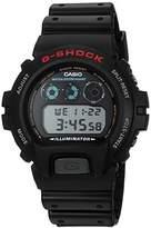 Casio G-Shock DW6900-1V Men's Black Resin Sport Watch