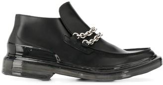 Premiata Bolero chain boots