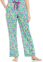 Sleep Sense Succulent Poplin Sleep Pants