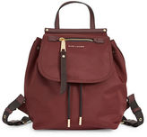 Marc Jacobs Flap-Top Hardware Nylon Backpack
