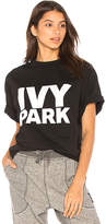 Ivy Park Casual Tee in Black. - size L (also in M,S,XS)