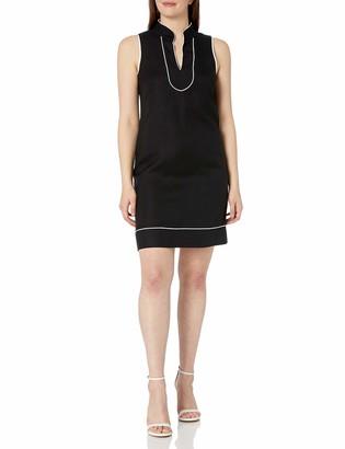 Brinker & Eliza Women's Sleeveless Shift Dress
