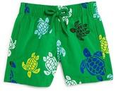 Vilebrequin Boys' Jim Multicolor Turtles Swim Trunks