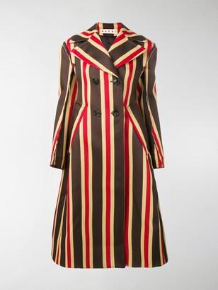 Marni Striped Coat