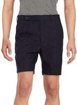 Carlos Campos Textured Knit Shorts