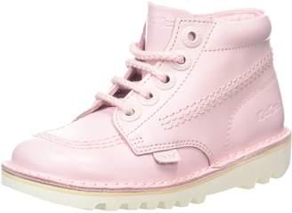 Kickers Girls' Infant Kick Hi Ankle Boots