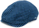 Lardini check patterned hat