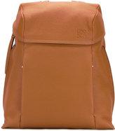 Loewe top zip backpack